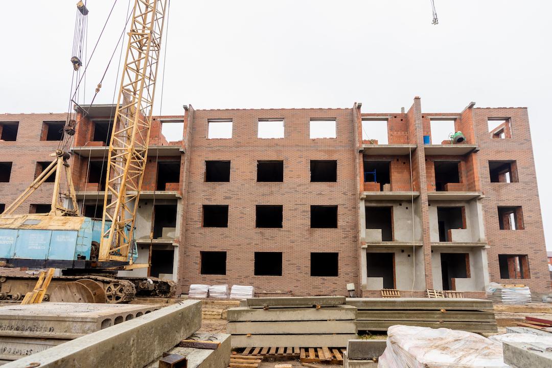 БраерПарк Центр. Ход строительства Ноябрь 2020