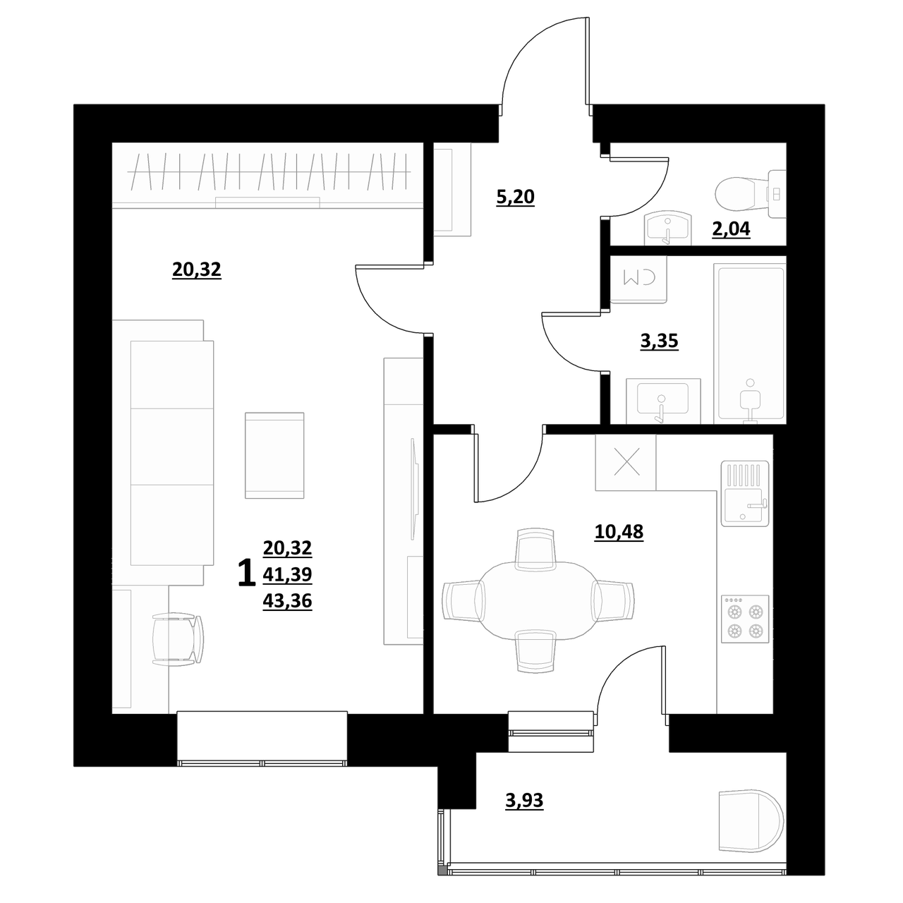 Квартира №49