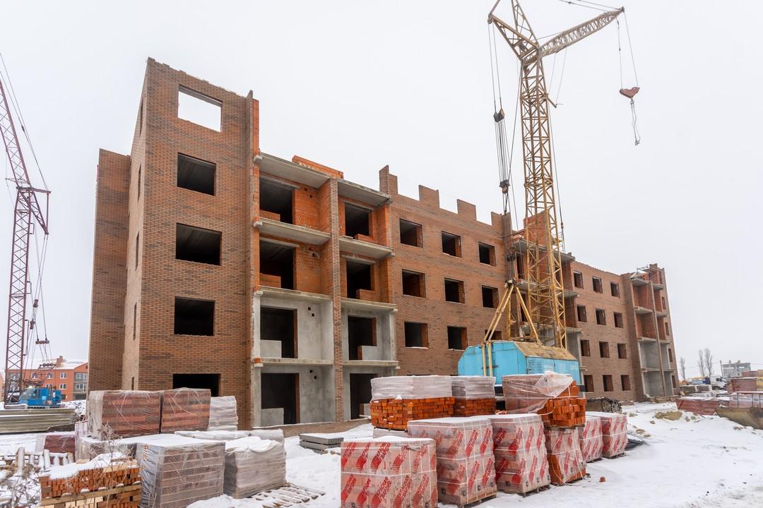 БраерПарк Центр. Ход строительства Декабрь 2020