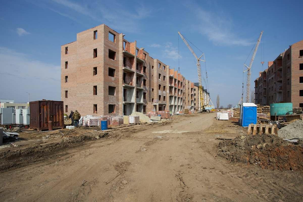 БраерПарк Центр. Ход строительства Март 2021