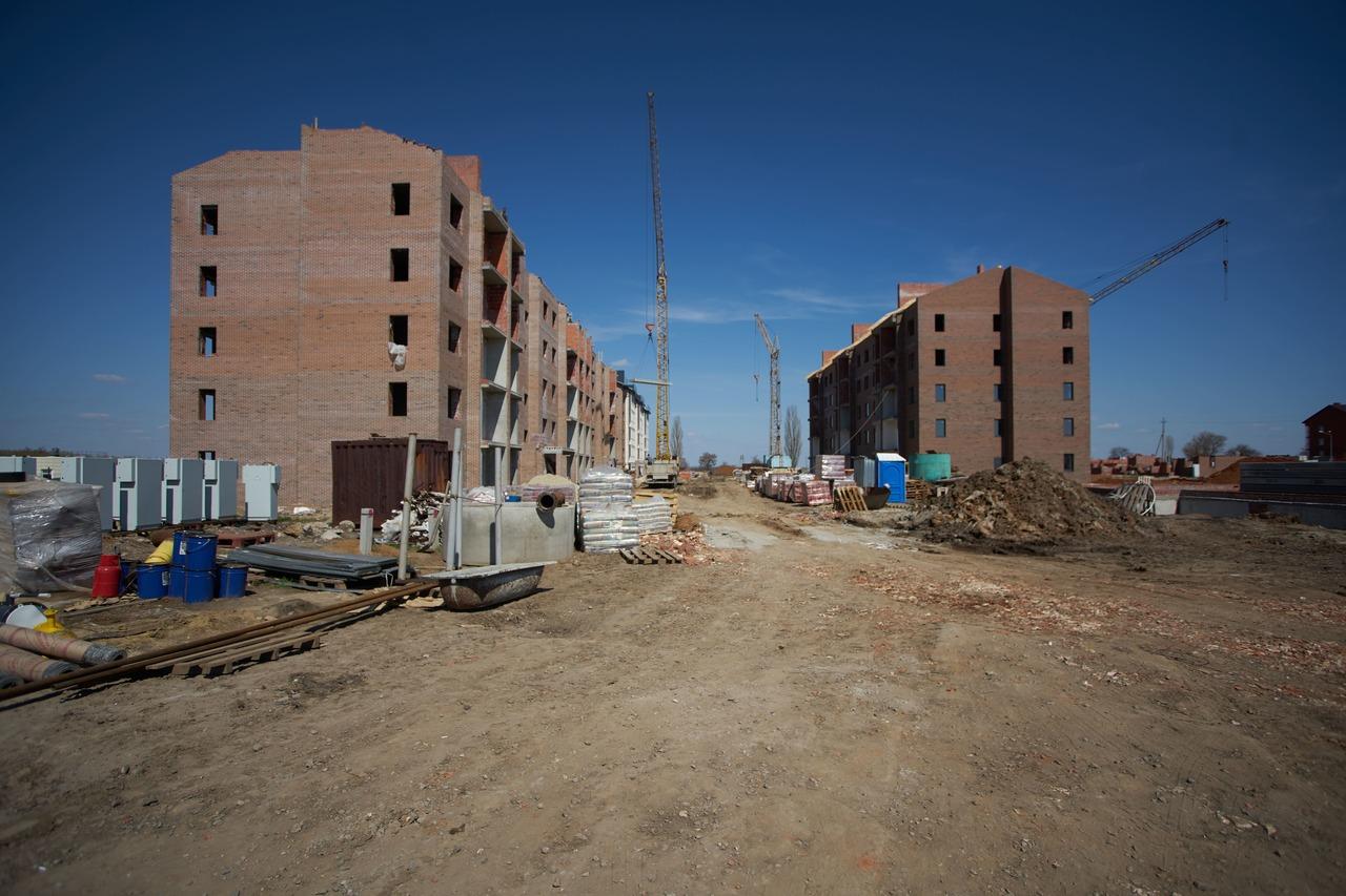 БраерПарк Центр. Ход строительства Апрель 2021
