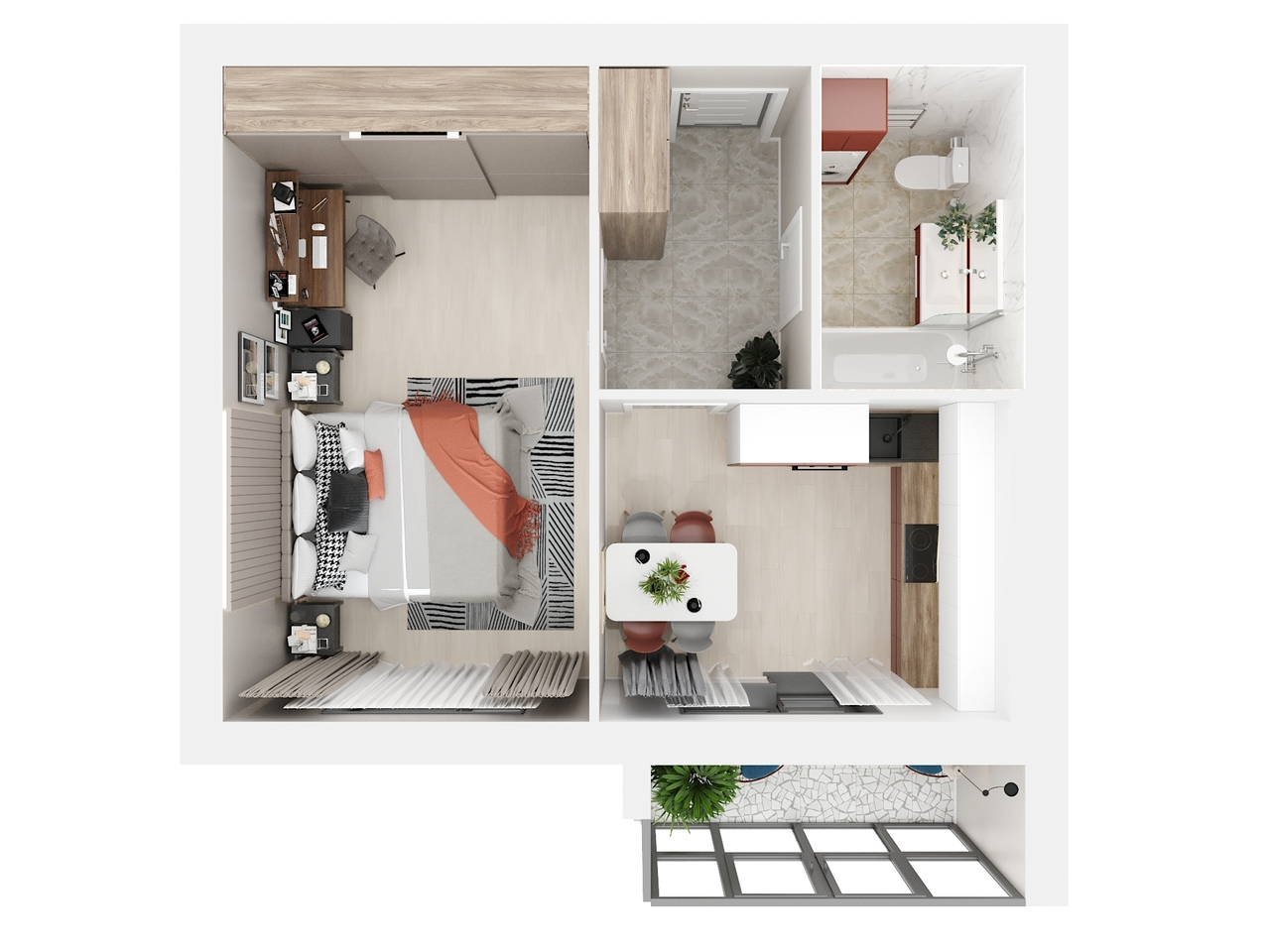 Квартира №6