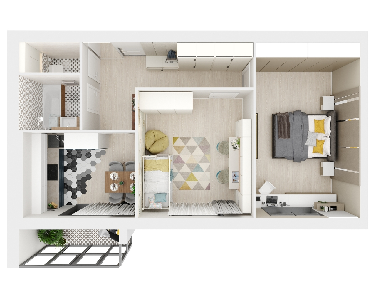 Квартира №73