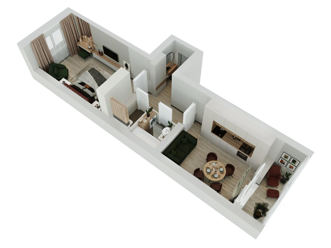 Квартира №74