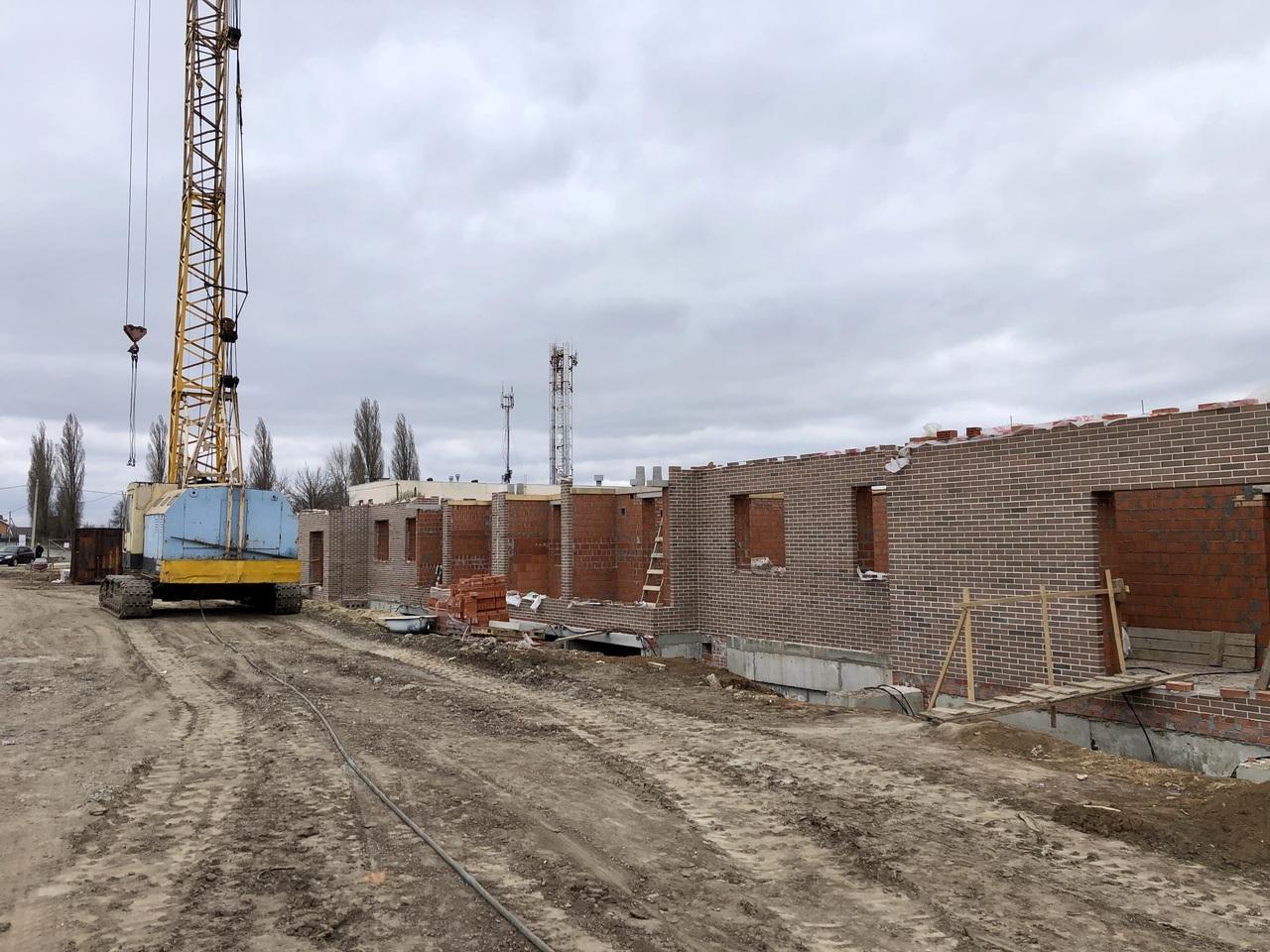 БраерПарк Центр. Ход строительства Март 2020