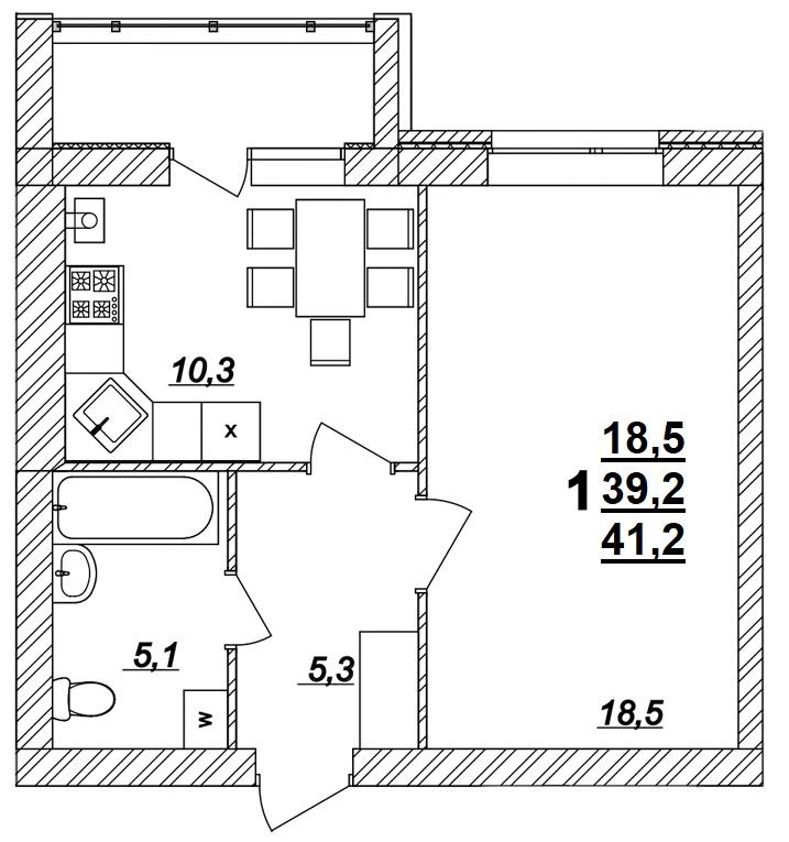 Квартира №30