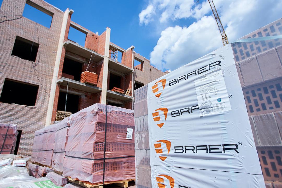 Новости со стройплощадки «БраерПарк Центр»