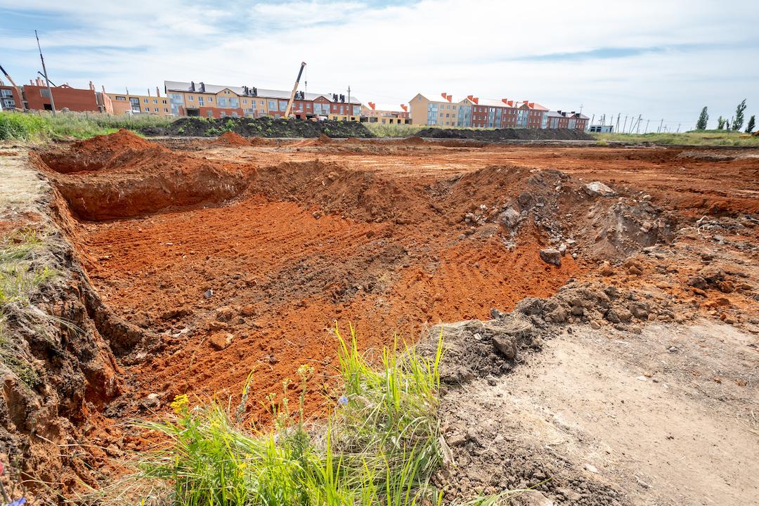БраерПарк Центр. Ход строительства Июль 2020