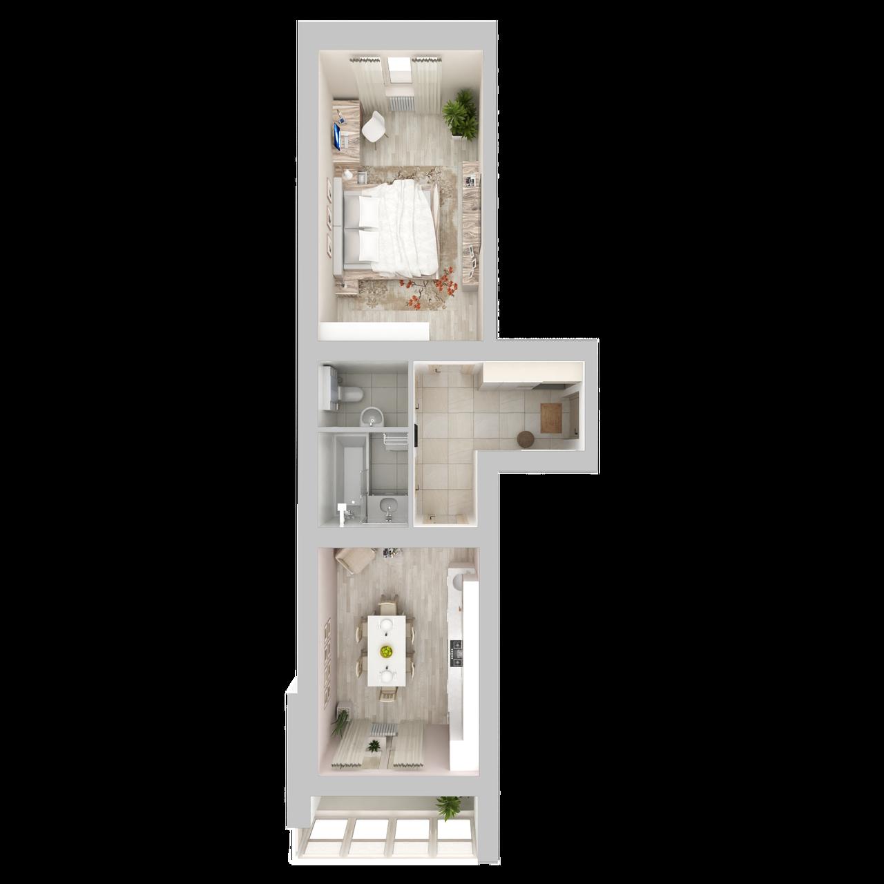 Квартира №65