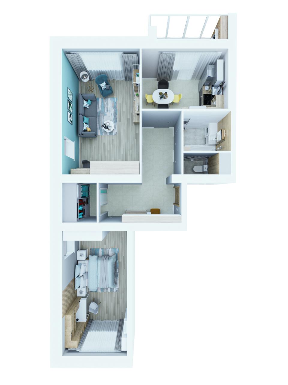 Квартира №67
