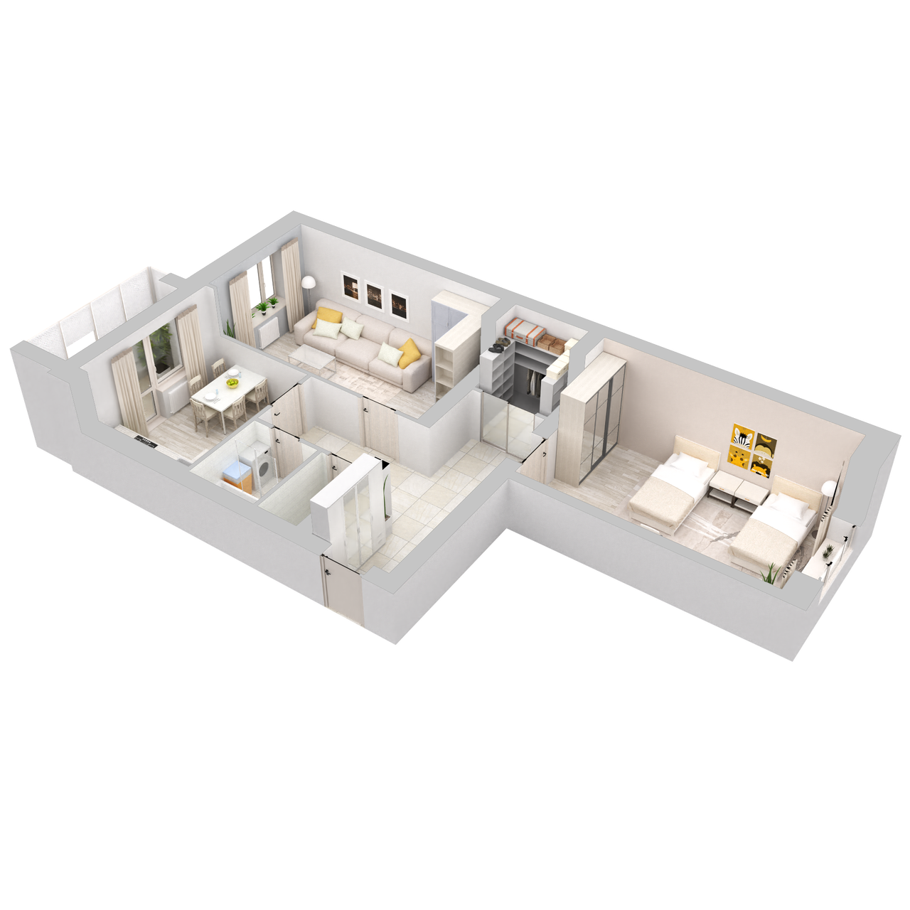 Квартира №84